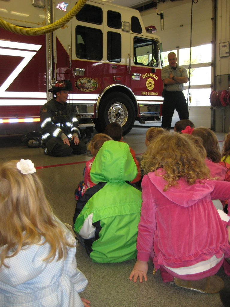 Fire Prevention Continues With Tri Village Nursery School – Part 2