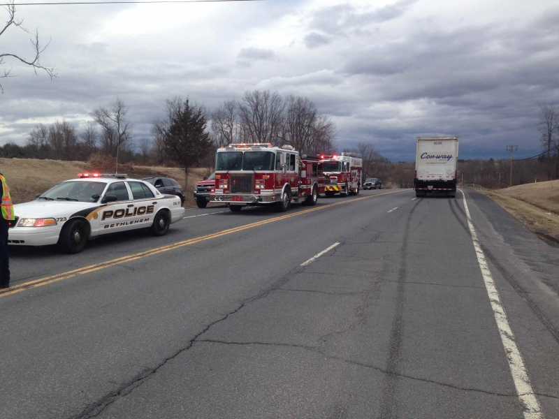 DFD Responds to Multi-vehicle crash on State Route 32