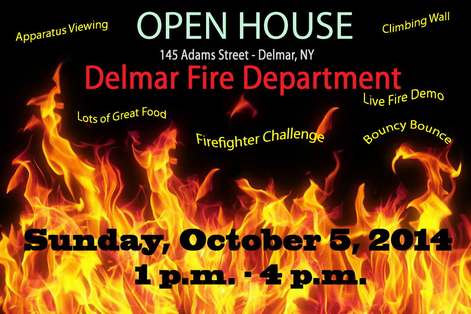 Come Join Us For Our Annual Open House ~ Sunday, Oct 5th 2014 ~ 1 – 4 p.m.