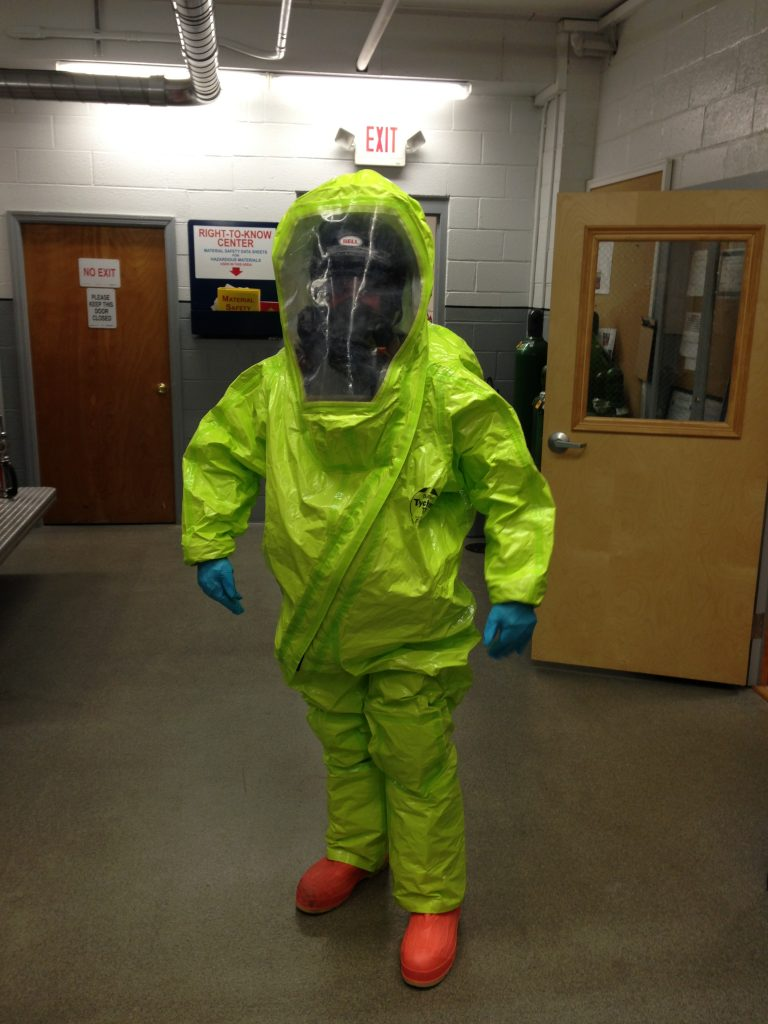 Delmar FD Hosts HazMat Training