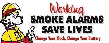 It's Time To Turn Your Clocks Back Sunday 11/5/17 And Change Your Smoke & CO Batteries Too !